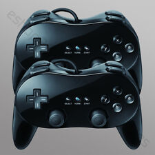 Classic Pro Controller for Nintendo Wii Remote BLACK