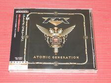 2018 FM Atomic Generation with Bonus Track JAPAN CD