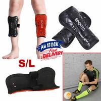 1Pair Light Soft  Protect Hot  Kids  Football Foam Soccer Shin Pads Shin Guards