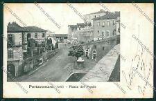 Asti Portacomaro cartolina QQ7148