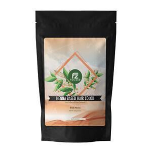Fouzee Hair Henna Powder Fast Setting Low Chemical Formula, 100gm (3.53oz)