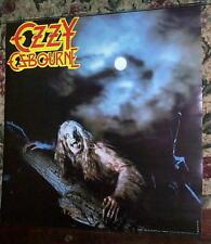 OZZY OSBOURNE Vintage Werewolf Promo Poster LAST ONE