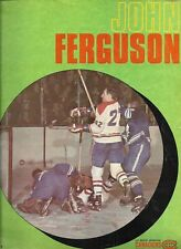Montreal Canadiens - Pittsburgh Penguins 25.02.1970 NHL Official Program