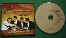 Westlife Allow Us To Be Frank inc Moon River / Come Fly With Me + CD