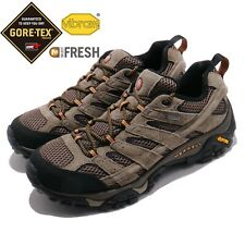 Merrell Moab 2 LTR GTX Gore-Tex Walnut Brown Men Outdoors Hiking Shoes J18427