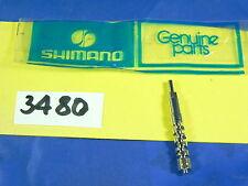 1 Shimano Symètre 1000 worm shaft, spire croisées Rèf. 3480