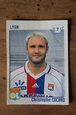 Vignette Sticker PANINI Foot 99 N°143 CHRISTOPHE COCARD LYON FOOTBALL 1999