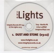 (FC201) The Lights, Dust and Stone - 2013 DJ CD
