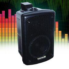 Baffle 300 watts PA haut-parleur box 2 voie sons musique audio 6 pouces (15cm)