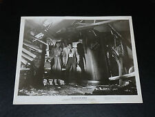 PHOTO CINEMA 1954 GUERRE DES MONDES WAR WORLDS G. BARRY A. ROBINSON HOLLYWOOD