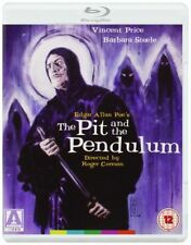 THE PIT AND THE PENDULUM (1961) - Blu-Ray Disc -