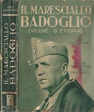 Il maresciallo Badoglio