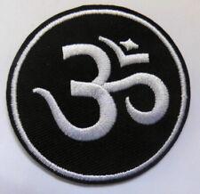 Aufnäher OM Patch AUM Sanskrit Mantra