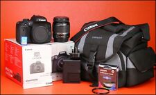 Canon EOS 750D 24.2 MP Camera + Canon EF-S 18-55mm IS Lens kit Only 11,664 Shots