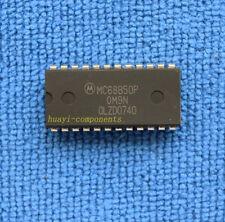 2pcs MC68B50P MC6850P ASYNCHRONOUS COMMUNICATIONS INTERFACE