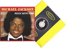 Michael Jackson ROCK WITH YOU VISIONARY CD + DVD Single Dual Disc DualDisc 2006