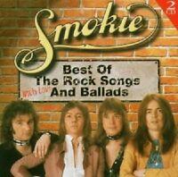 """SMOKIE """"BEST OF ROCK SONGS"""" 2 CD NEW"""