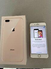 Apple iPhone 8 - 64GB-Plus ORO A1897 (GSM) sbloccato & LAVORO