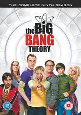 The Big Bang Theory - Season 9 (DVD) Jim Parsons, Kaley Cuoco, Johnny Galecki