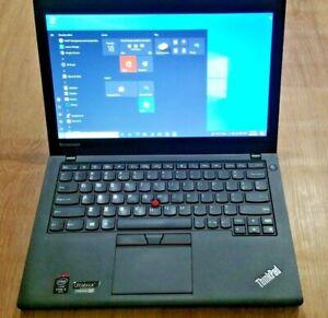 Lenovo ThinkPad X250 12.5-inch HD Laptop i5-5300U 4G 128G SSD W10