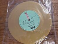"FREDA PAYNE - Band Of Gold - Northern Soul - Tamla Motown - GOLD VINYL 7"""