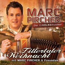 MARC PIRCHER - ZILLERTALER WEIHNACHT MIT MARC PIRCHER UND FREUNDE  CD NEU