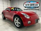 2009 Pontiac Solstice Coupe / Targa 2009 Pontiac Solstice Coupe / Targa Aggressive (Victory Red) AVAILABLE NOW!!