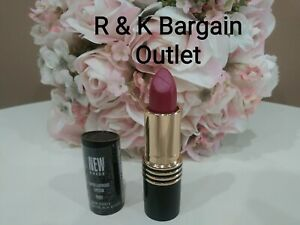 Revlon Super Lustrous Frost Lipstick 91 / 650 Cherry Crush Original Damaged #1