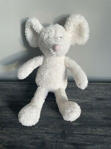 Little Jellycat Cream White MOUSE  Soft Toy