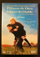 """dvd """" l'oeuvre de dieu la part du diable """" un film de Lasse Hallstrom"""