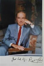 Rupert Murdock autograph. Signed photo from the founder of Fox News & others.