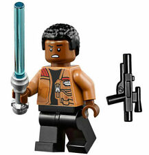 Lego Star Wars Minifigure - Finn With Lightsaber and Blaster (75139)