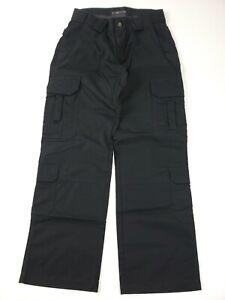 Women's 5.11 Taclite EMS pants Size 8 - Black - NWOT