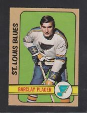 1972-73  OPC O PEE CHEE   # 35  BARCLAY PLAGER  NRMT   INV 7716