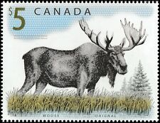 Canada 1693 Moose $5 single MNH 2003