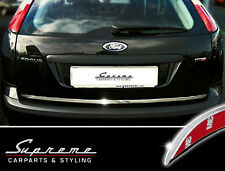 FORD Focus II MK2 Type C307 - 3M chrome trim, Chrome moulding - Rear trunk trim