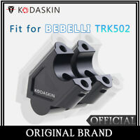 KODASKIN Motorcycle Handlebar Riser Clamp Extend Adapter for Benelli TRK502