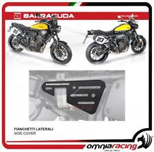 Barracuda coppia fianchetti laterali in alluminio per Yamaha XSR 700