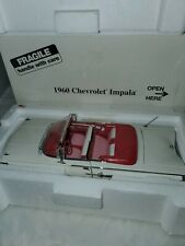 Danbury Mint 1960 Chevrolet Impala Convertible With Removable Soft Top 1/24