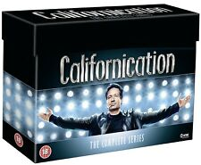 CALIFORNICATION 1-7 (2007-2014): COMPLETE TV Season Series - NEW R2 DVD not US