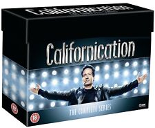CALIFORNICATION 1-7 (2007-2014): COMPLETE TV Season Series - NEW UK DVD not US