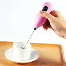 Frullino Montalatte per Caffe Latte Frulla Monta Cappuccino Schiuma a Batteria