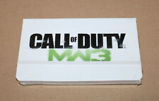 Call of Duty COD MODERN WARFARE 3 promo Notepad with Ball Point Pen PS3 Xbox 360