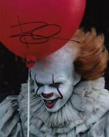 BILL SKARSGARD IT/Pennywise Autographed Signed 8x10 Photo Authentic LOA