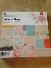 Basic Grey Paper Cottage 6x6 Paper Pad! 36 Sheets!