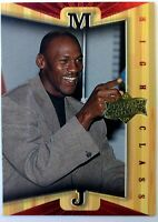 1999 99 Upper Deck Athlete of the Century High Class Michael Jordan #HC2, Insert
