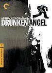 """KUROSAWA'S """"DRUNKEN ANGEL""""--SHRINKWRAPPED, NEW CRITERION DELUXE DVD !!!"""