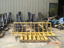 Pin On Backhoe Rake Fits Directly On Bucket NEW, USA Attachments