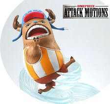 One Piece Anime Attack Motions 5 Figure New Chapter Kung Fu Point Chopper