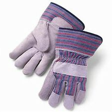 Emergency Preparedness Work Gloves Leather Palms W213